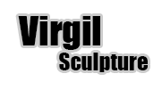 Virgil-sculpture